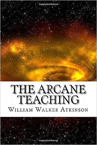 The Arcane Teaching