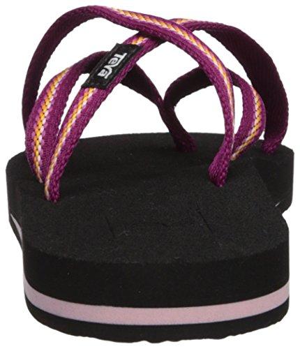 Boysenberry Flops Lindi Pink Flip Olowahu Teva Women's WqAZaFaU