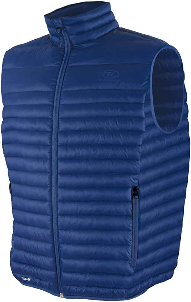 Softshell Black Gilet Insulated Quilted Jacket Nitras Body Warmer Mens Sleeveless
