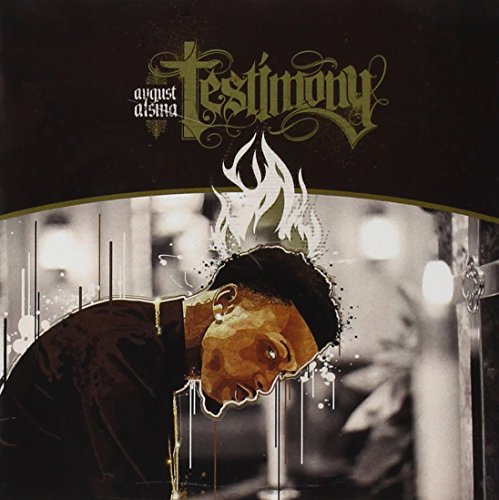 CD : August Alsina - Testimony (Clean Version, Deluxe Edition)