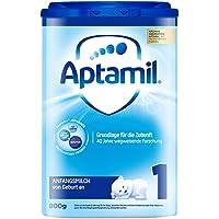 (跨境自营)(包税) Aptamil 爱他美 婴儿配方奶粉1段易乐罐0-6月龄 800g