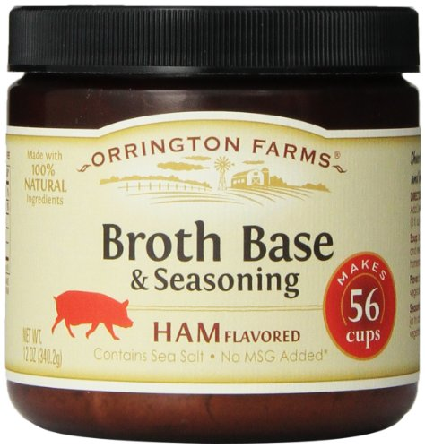 Orrington Farms Ham Flavored Granular Base, 12-Ounce (Pack of 6)