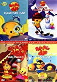Rolie Polie Olie - Pack 3 (4pack) A Zoo Story/Polie Magic/Olie's Ice Hockey Adventure/Scavenger Hunt