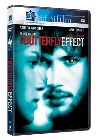 The Butterfly Effect (Infinifilm Edition) - Seller: tybtwinnie [+Peso($26.00 c/100gr)] (AGC)