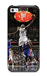 good case Awesome DanRobertse Defender Tpu case cover For BAbuV79FV94 iPhone 5 5s- Memphis Grizzlies Nba Basketball