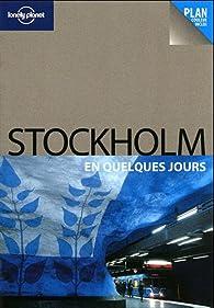 Stockholm en quelques jours par Becky Ohlsen
