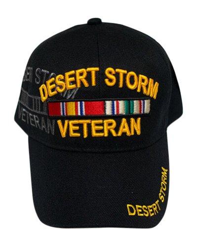 U.S Warriors Men's Desert Storm Veteran Official Licensed...