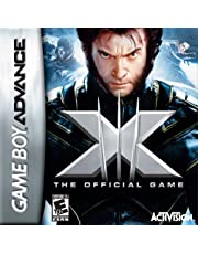 X-Men The Official Game - Game Boy Advance