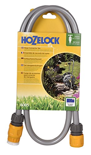 Hozelock Hose Connection Set – Colour May Vary