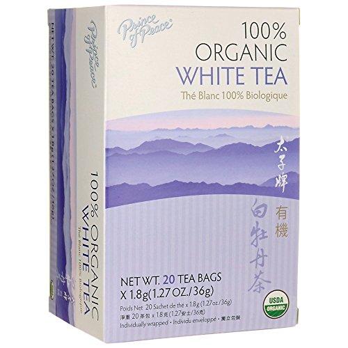 100% Organic White Tea 20 Bag(S) ()