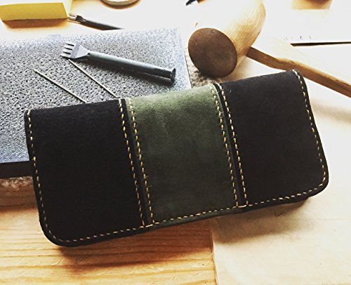 BI-FOLD LONG WALLET by TheRoadie