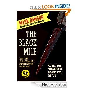 The Black Mile - Thriller Mark Dawson