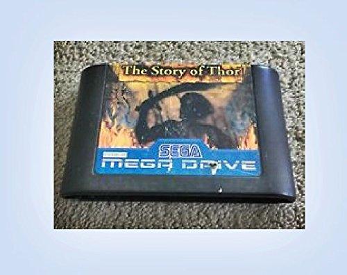 Taka Co 16 Bit Sega MD Game The story of thor Game cartridge with Box and Manual 16 bit MD card for Sega Mega Drive for Genesis