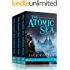 The Atomic Sea: Omnibus of Volumes 3,4,5: Epic Fantasy / Science Fiction Adventure Series