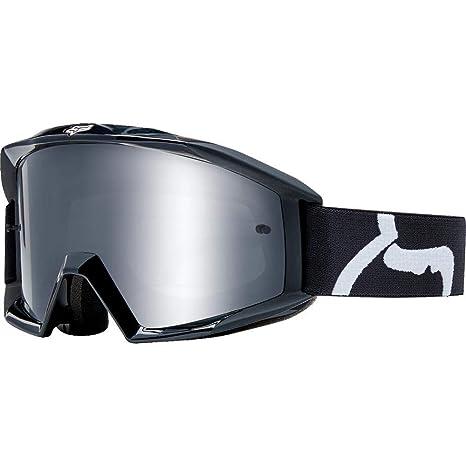 51ef55c075f Amazon.com  Fox Racing 2019 Main Goggles Race Black - Clear Lens  Fox  Racing  Automotive