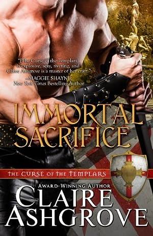 book cover of Immortal Sacrifice