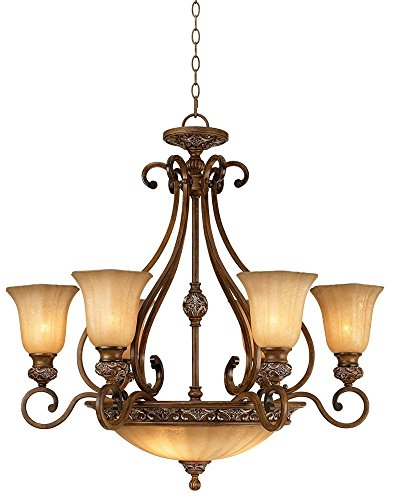 Kathy Ireland Sterling Estate 34 1/2″ Wide Chandelier