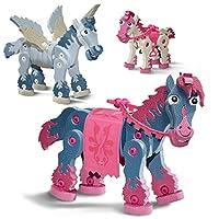 Bloco Toys - Caballos y Unicornios