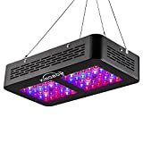 KINGBO Dual Optical Lens-Series 300W LED Grow Light Full Spectrum for...