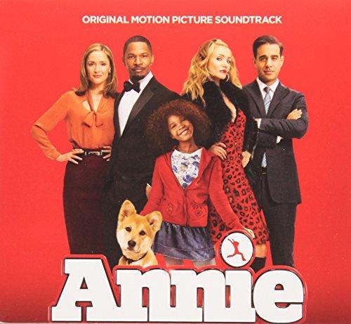 Annie - Original Motion Picture Soundtrack (2014 Film) (Annie Cd)