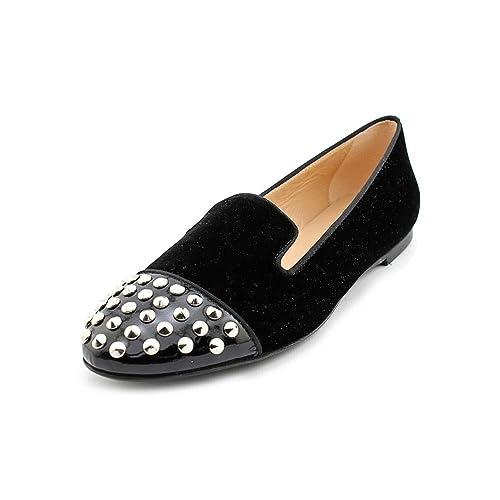 Stokton Luella - Mocasines para mujer negro negro, color negro, talla 38: Amazon.es: Zapatos y complementos
