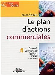 Le plan d'actions commerciales : Le concevoir Le communiquer L'appliquer L'évaluer et le réorienter