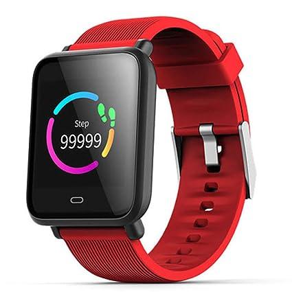 Amazon.com: Uhruolo Smart Watch, Fitness Tracker Watch Heart ...