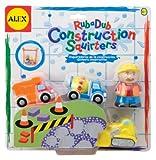 ALEX® Toys – Bathtime Fun Construction Squirters (5) 698N, Baby & Kids Zone