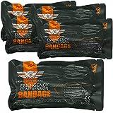 EVERLIT [5-Pack] Israeli 6 Inch Emergency Bandage