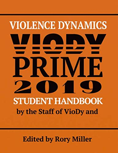 Violence Dynamics Student Handbook: VioDy Prime 2019 by Independently published