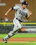 "Mikie Mahtook Tampa Bay Rays MLB Action Photo (Size: 8"" x 10"")"