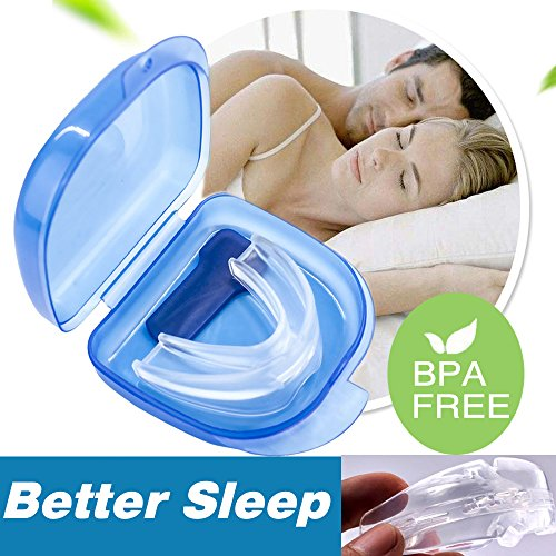 2018 UPGRADED Anti Snoring Aids Snore Reducing for Natural and Comfortable Sleep