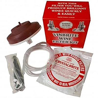 Vinbrite Mark Iii Wine Filter