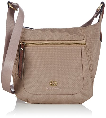 Shoulder WEBER 103 GERRY Bag Beige Bag Nature Womens Shine Shoulder Beige ftUdRw