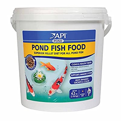 API Pond Fish Food