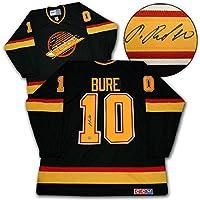 Pavel Bure Autographed Jersey - Vancouver Canucks 1994 Vintage - Autographed NHL Jerseys