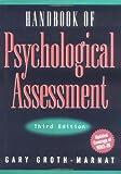 Handbook of Psychological Assessment, 3rd Edition