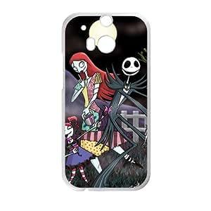 Christmas Hallowmas feeling practical Cell Phone Case for HTC One M8 wangjiang maoyi