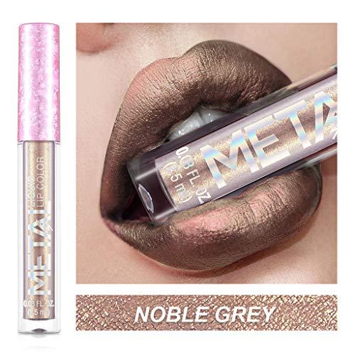 nightfall Moisturizing Red Lipstick Berry Wine Lipstick Satin Natural Cosmetics Shiny Gloss Makeup ()