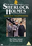 Sherlock Holmes: The Priory School / The Second Stain [DVD]
