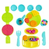 Caryko Play Dough Breakfast Time Set