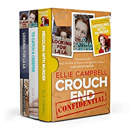 Crouch End Confidential: A Cozy Mystery Collection by [Campbell, Ellie]
