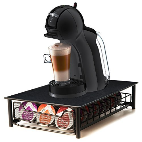 tassimo compatible coffee capsule drawer stand for 56 pods ebay. Black Bedroom Furniture Sets. Home Design Ideas