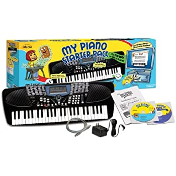 Amazon Com Emedia My Piano Starter Pack For Kids Musical