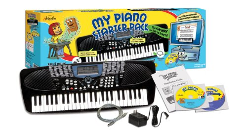 eMedia My Piano Starter Pack for Kids by eMedia