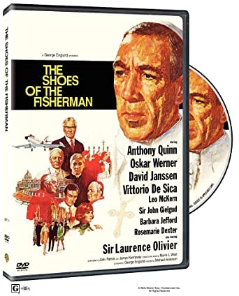 Amazon com: The Shoes of the Fisherman: Michael Anderson