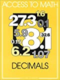 Decimals, Pearson Education, 0835915492