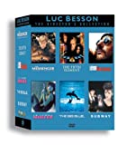 Luc Besson Collection (Leon The Professional/The Fifth Element/The Big Blue/Subway/The Messenger/La Femme Nikita)