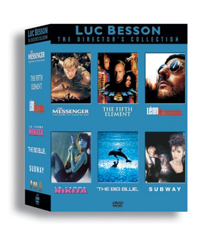 Luc Besson Collection (Leon The Professional/The Fifth Element/The Big Blue/Subway/The Messenger/La Femme Nikita) by Sony Pictures