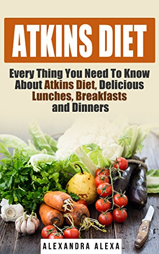 Atkins Diet: Every Thing You Need To Know About Atkins Diet, Delicious Lunches, Breakfasts & -